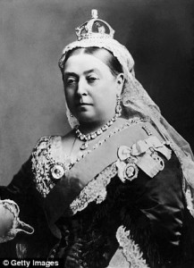 Queen Victoria official 1897