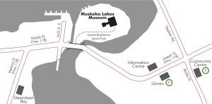 museum colour map