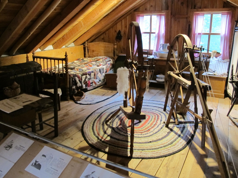 Pioneer Log Cabin