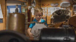 Activities at the Muskoka Lakes Museum