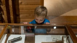 Muskoka Lakes Museum day camp visits