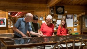 Muskoka Lakes Museum group tours