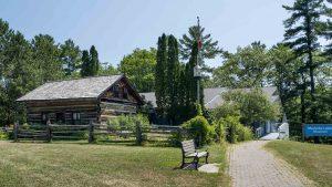 Muskoka Lakes Museum exterior