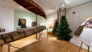 Muskoka Lakes Museum First Nations gallery