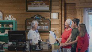 Muskoka Lakes Museum gift shop