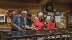 Group tours of the Muskoka Lakes Museum