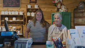 Muskoka Lakes Museum staff and volunteers