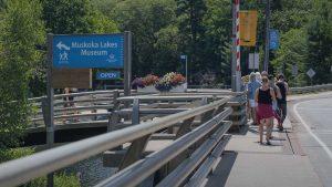 Muskoka Lakes Museum walking tours of Port Carling