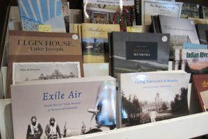Muskoka Lakes Museum books