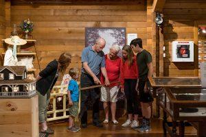 Muskoka Lakes Museum group tour