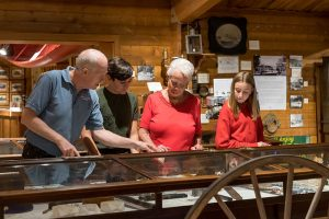 Muskoka Lakes Museum group tour